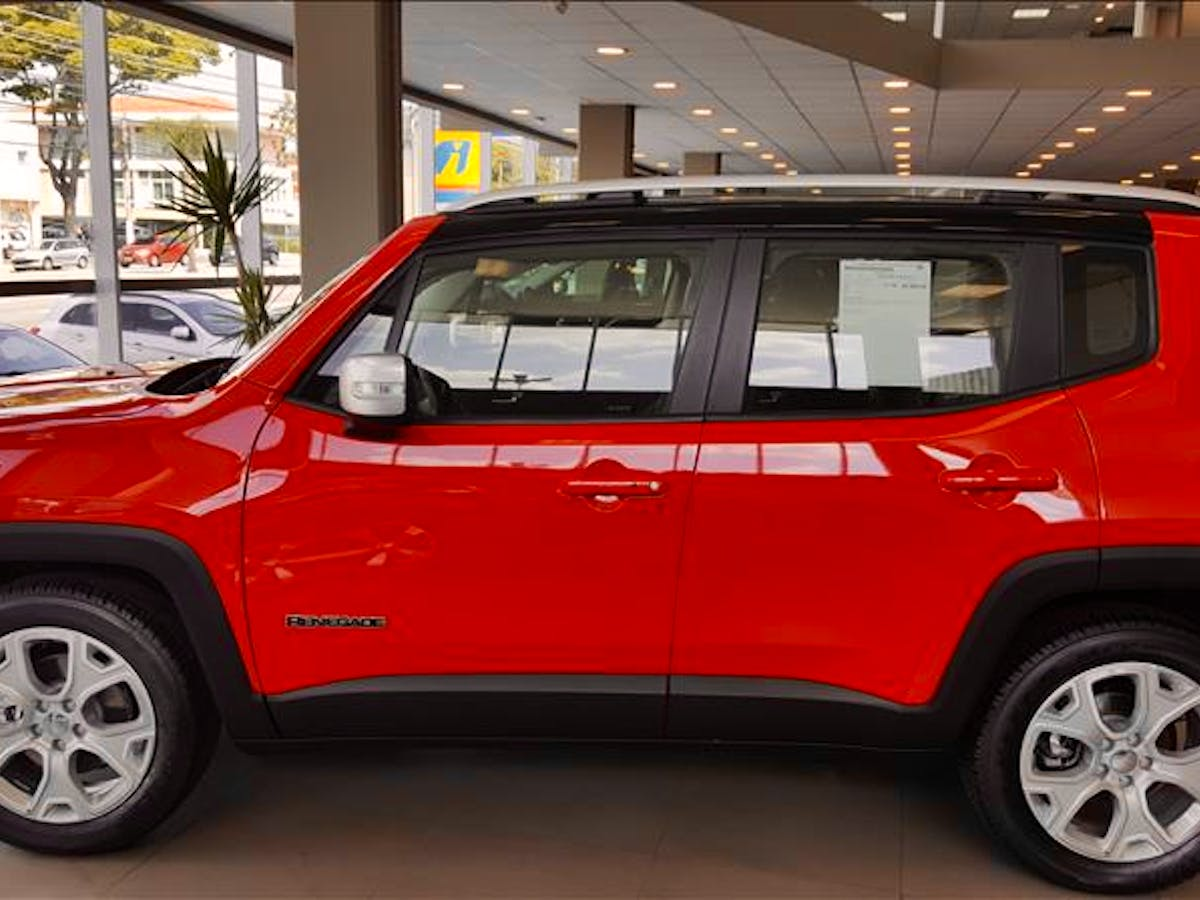 JEEP RENEGADE 1.8 16V Limited 2019/2019 - Foto 3