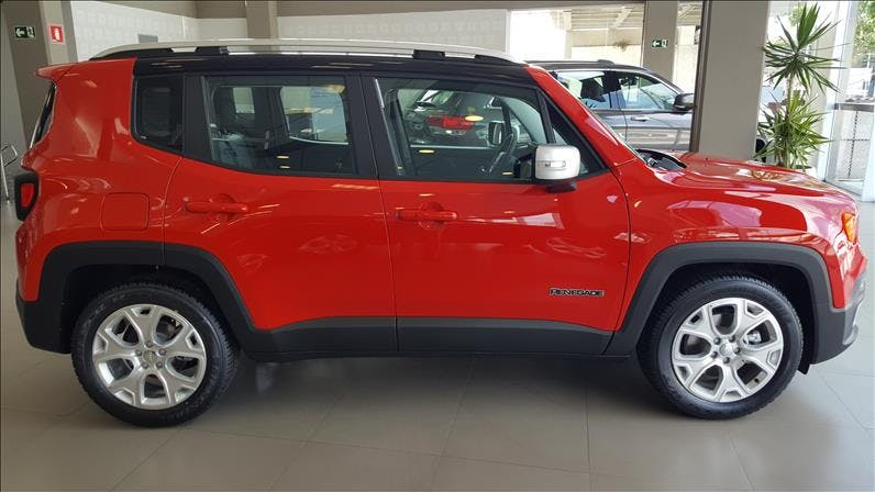 JEEP RENEGADE 1.8 16V Limited 2018/2018 - Thumb 4