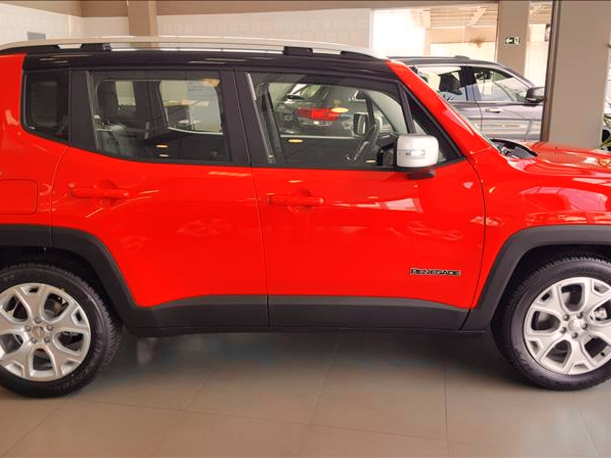 JEEP RENEGADE 1.8 16V Limited 2019/2019 - Foto 4