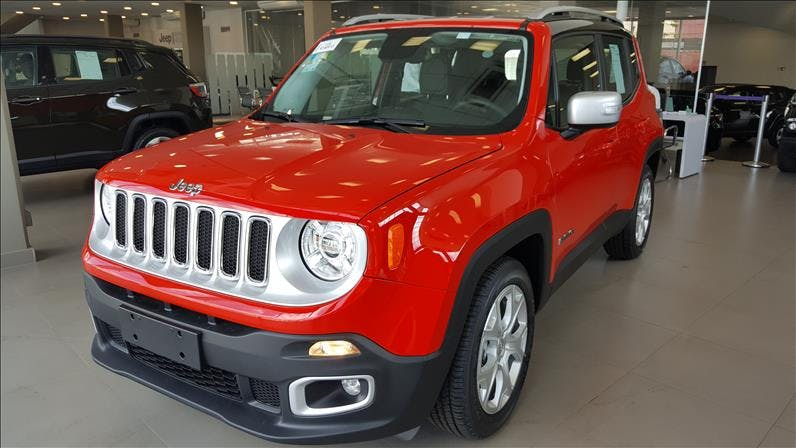 JEEP RENEGADE 1.8 16V Limited 2018/2018 - Foto 5