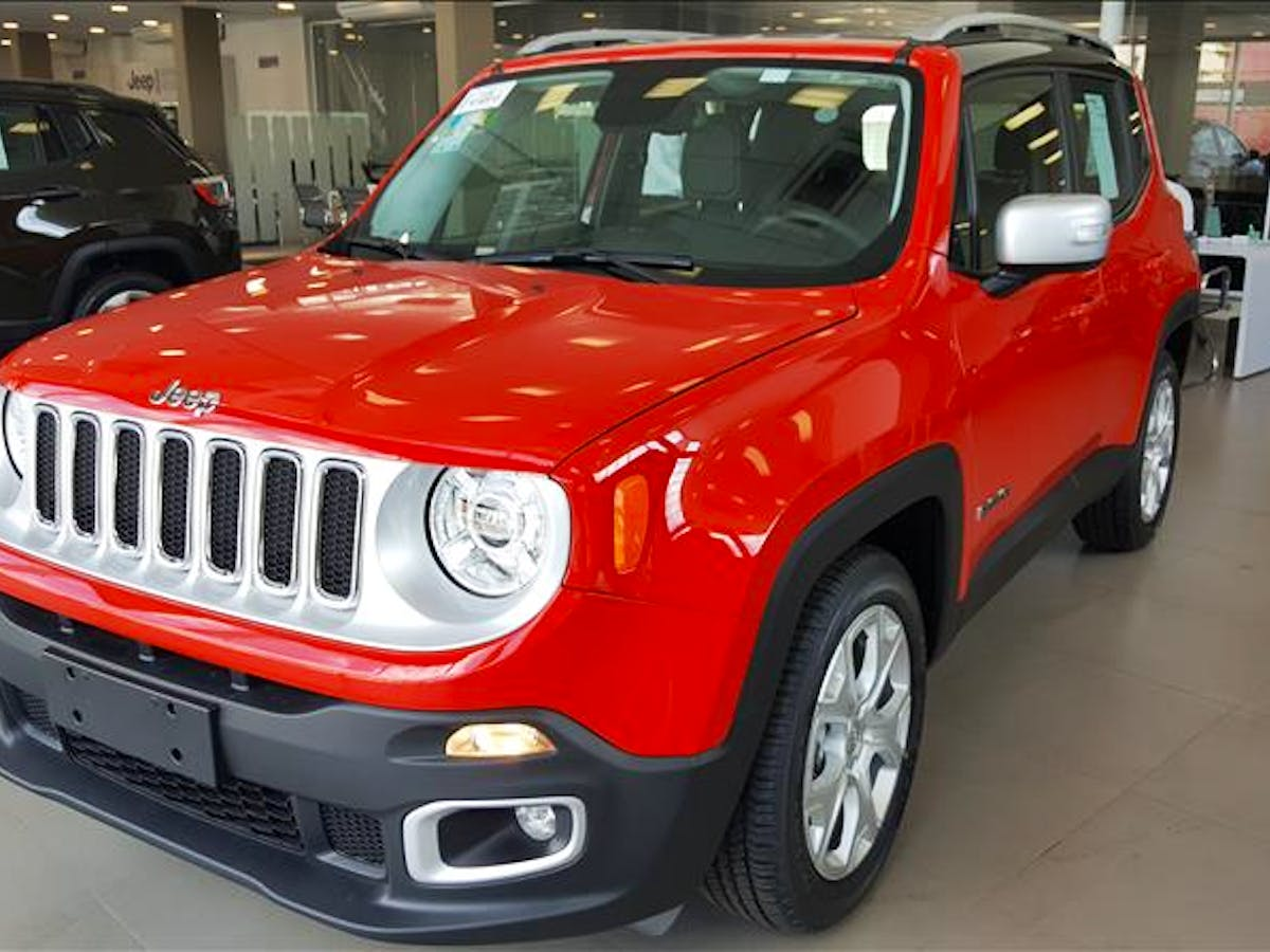 JEEP RENEGADE 1.8 16V Limited 2019/2019 - Foto 5