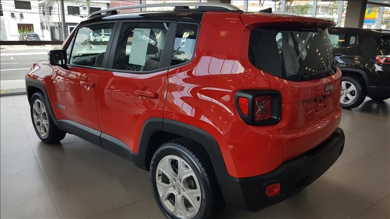 JEEP RENEGADE 1.8 16V Limited 2018/2018 - Thumb 7