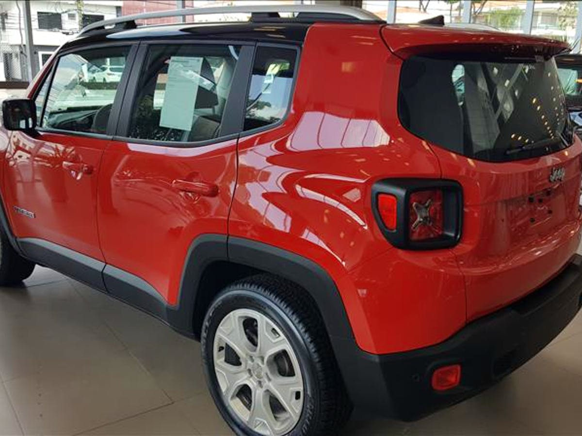 JEEP RENEGADE 1.8 16V Limited 2019/2019 - Foto 7