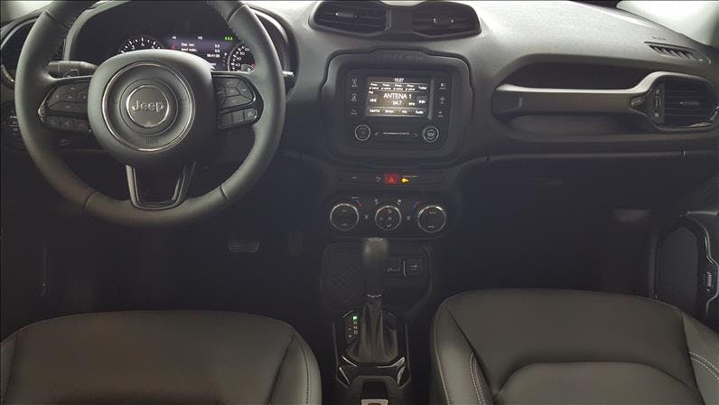 JEEP RENEGADE 1.8 16V Limited 2018/2018 - Foto 10