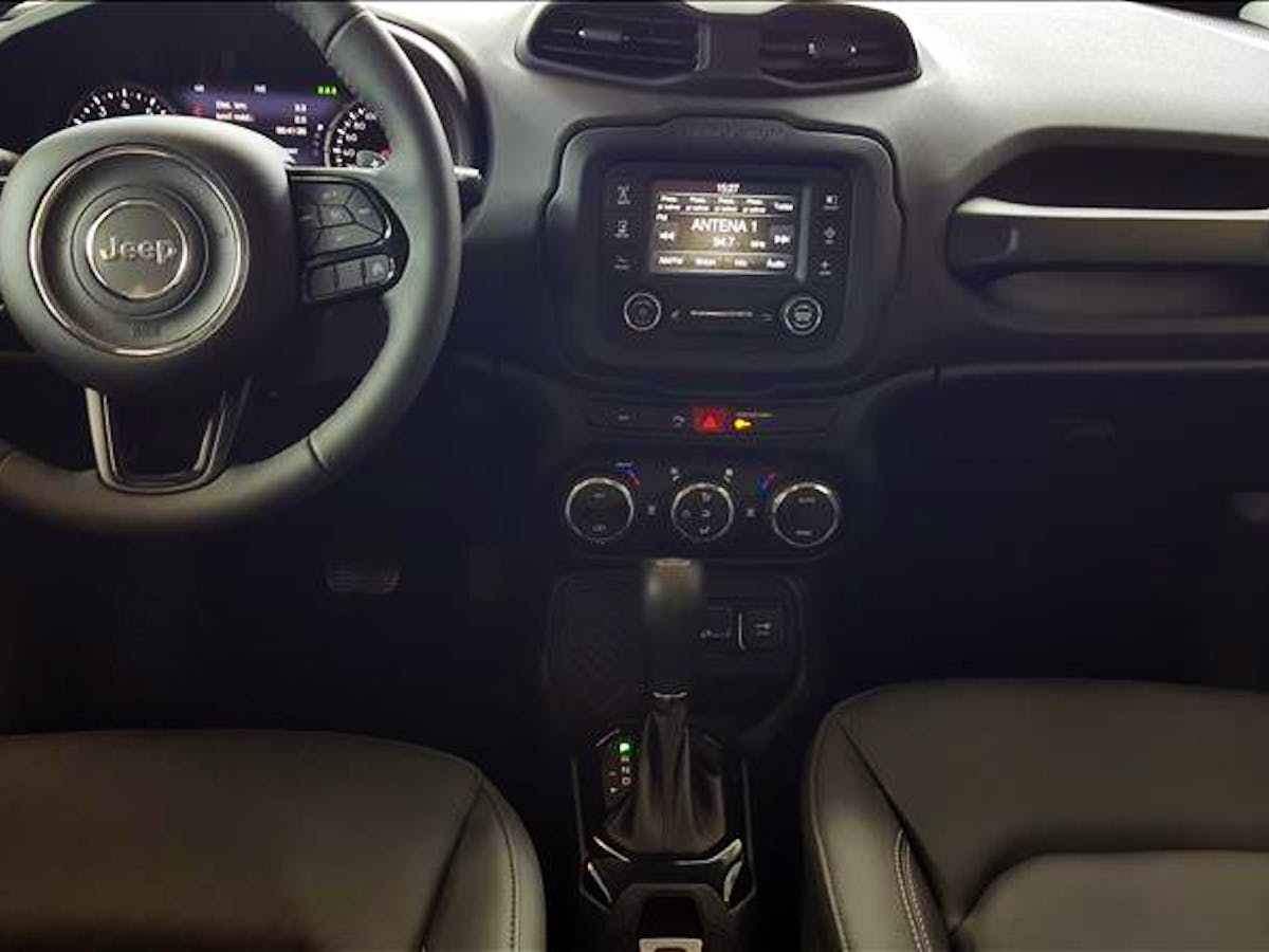 JEEP RENEGADE 1.8 16V Limited 2019/2019 - Foto 10