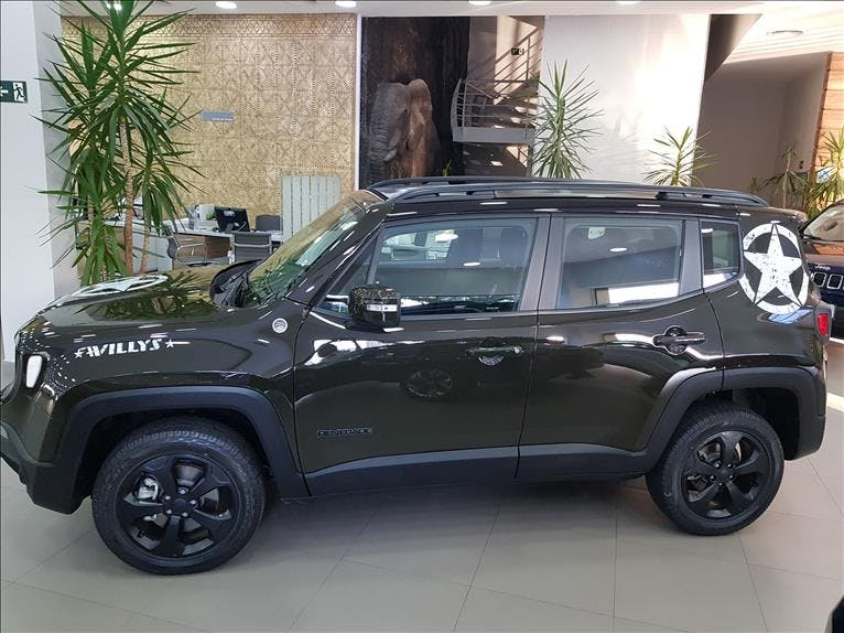 JEEP RENEGADE 1.8 16V Sport 2018/2019 - Thumb 3
