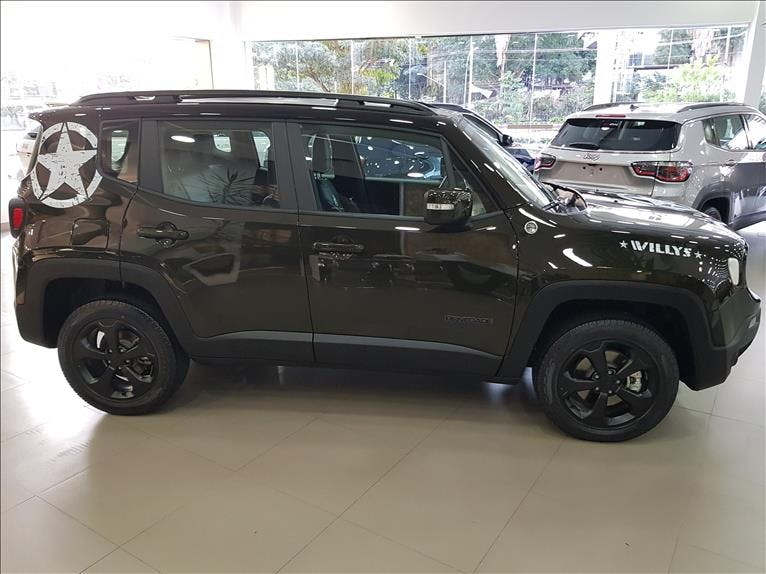 JEEP RENEGADE 1.8 16V Sport 2018/2019 - Thumb 4