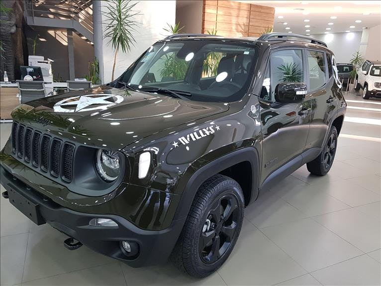 JEEP RENEGADE 1.8 16V Sport 2018/2019 - Thumb 5