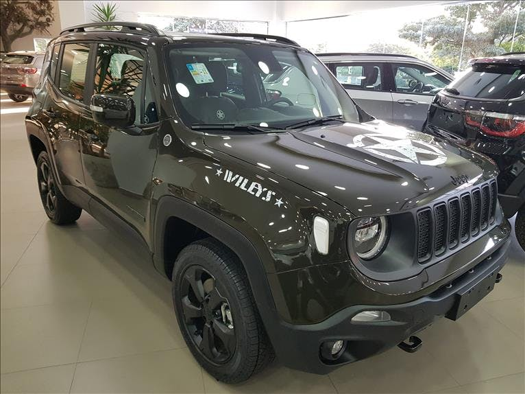JEEP RENEGADE 1.8 16V Sport 2018/2019 - Thumb 6