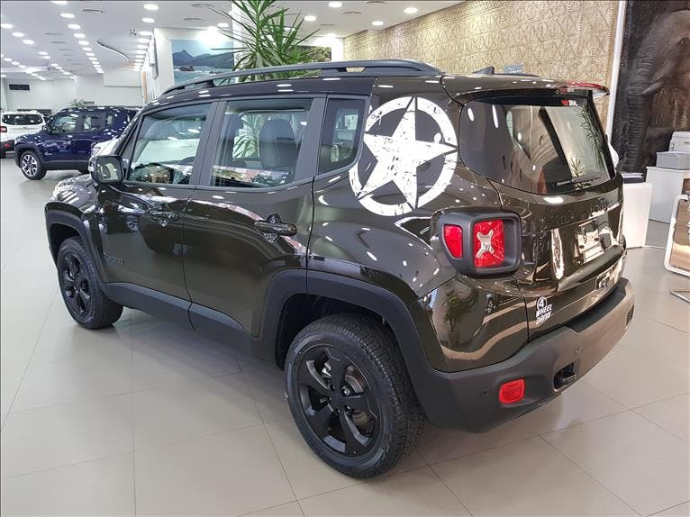 JEEP RENEGADE 1.8 16V Sport 2018/2019 - Thumb 7