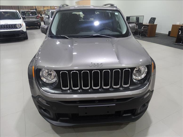 JEEP RENEGADE 1.8 16V Longitude 2019/2019