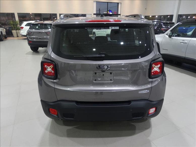 JEEP RENEGADE 1.8 16V Longitude 2019/2019 - Foto 2