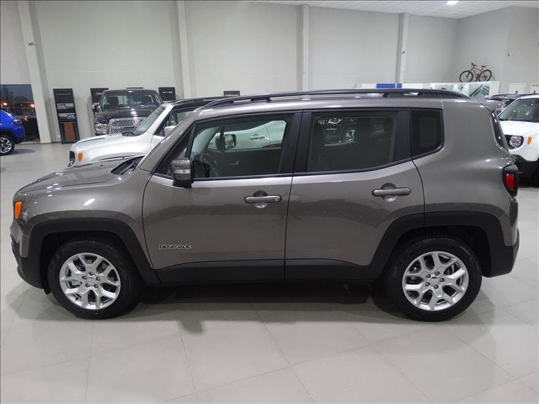 JEEP RENEGADE 1.8 16V Longitude 2019/2019 - Foto 3