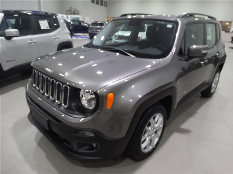 JEEP RENEGADE 1.8 16V Longitude 2019/2019 - Foto 5