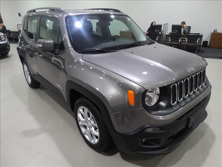 JEEP RENEGADE 1.8 16V Longitude 2019/2019 - Foto 6