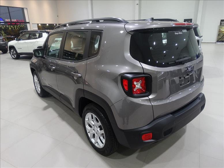 JEEP RENEGADE 1.8 16V Longitude 2019/2019 - Thumb 7