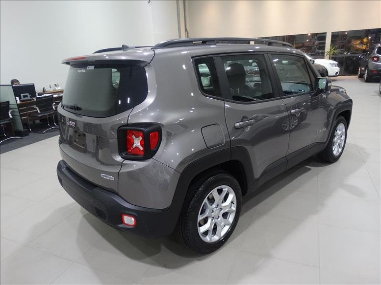 JEEP RENEGADE 1.8 16V Longitude 2019/2019 - Foto 8