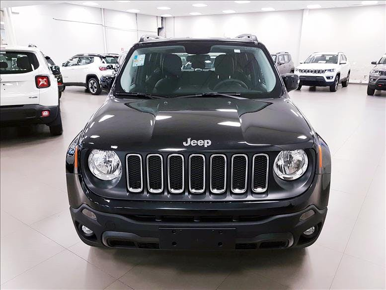JEEP RENEGADE 2.0 16V Turbo Longitude 4X4 2018/2019