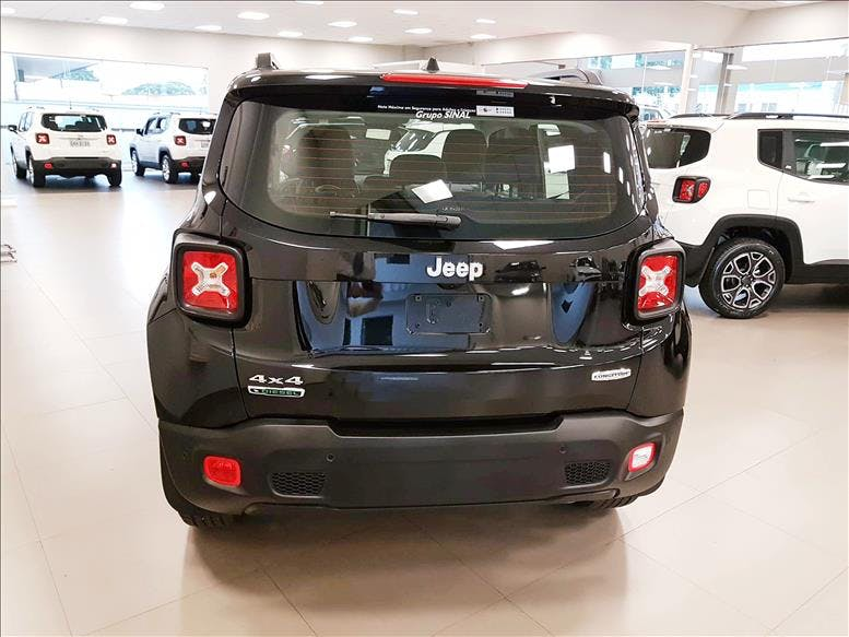 JEEP RENEGADE 2.0 16V Turbo Longitude 4X4 2018/2019 - Thumb 2