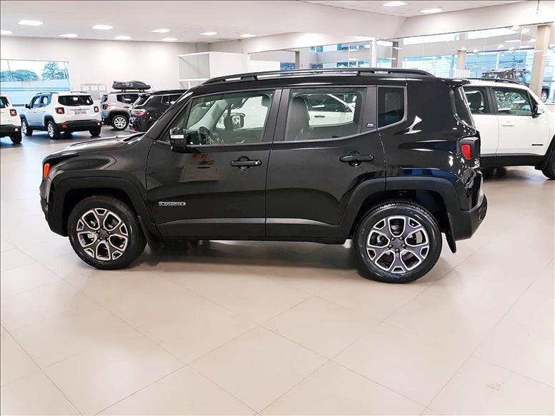 JEEP RENEGADE 2.0 16V Turbo Longitude 4X4 2018/2019 - Foto 3