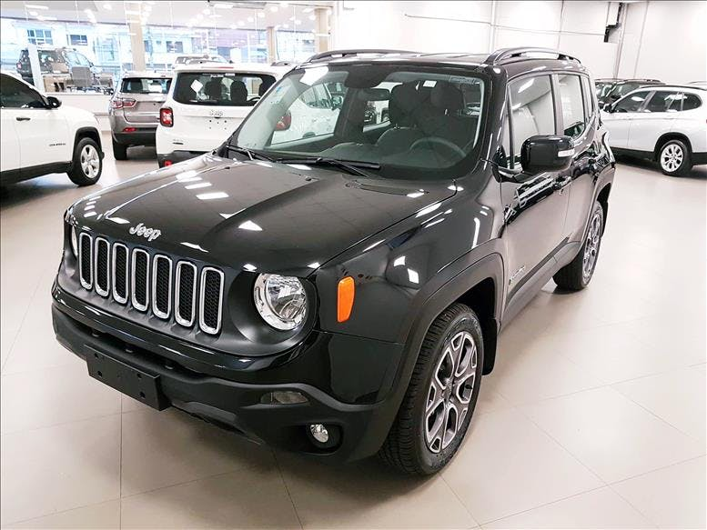 JEEP RENEGADE 2.0 16V Turbo Longitude 4X4 2018/2019 - Thumb 5