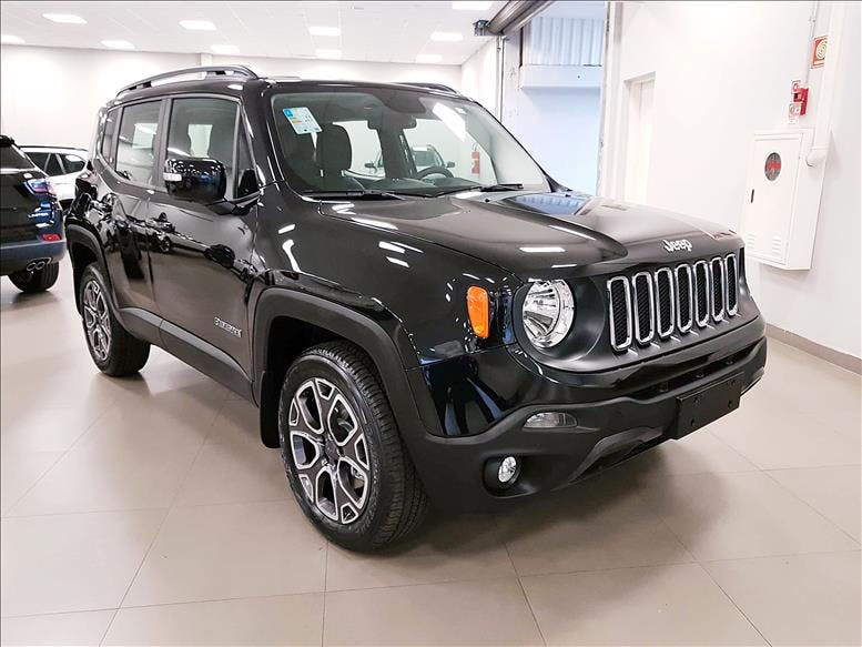 JEEP RENEGADE 2.0 16V Turbo Longitude 4X4 2018/2019 - Thumb 6