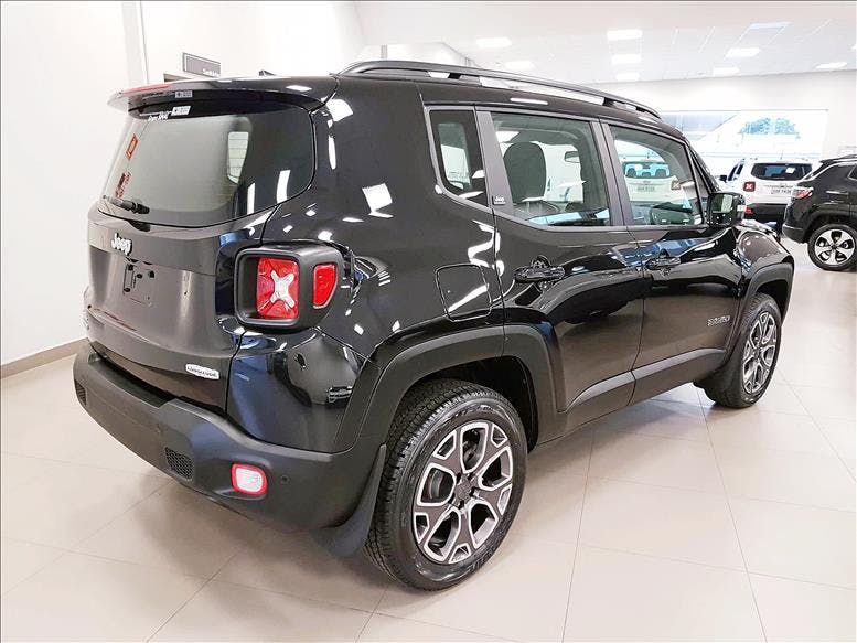 JEEP RENEGADE 2.0 16V Turbo Longitude 4X4 2018/2019 - Foto 8