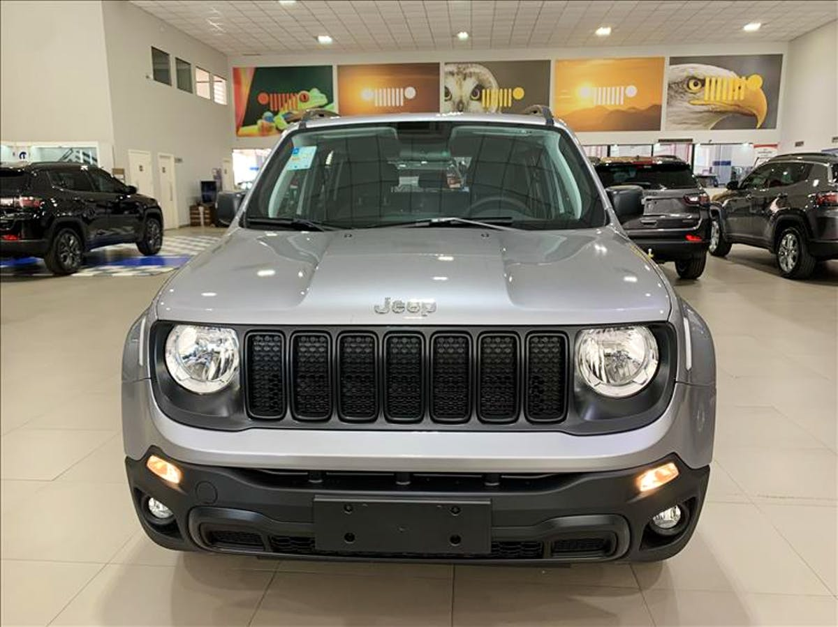 JEEP RENEGADE 1.8 16V Sport 2019/2020