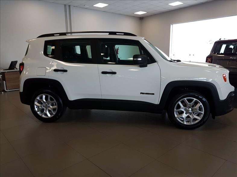 JEEP RENEGADE 1.8 16V Sport 2019/2019 - Thumb 4