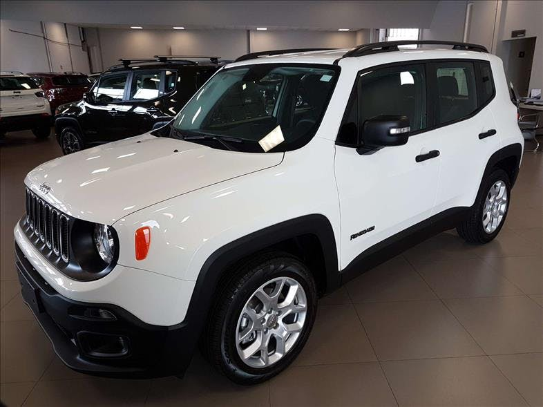 JEEP RENEGADE 1.8 16V Sport 2019/2019 - Thumb 5