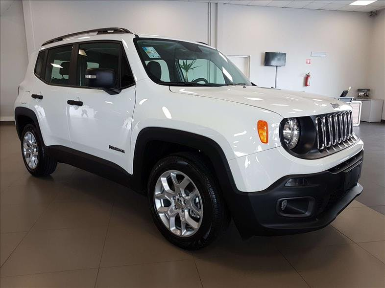 JEEP RENEGADE 1.8 16V Sport 2018/2018 - Thumb 6