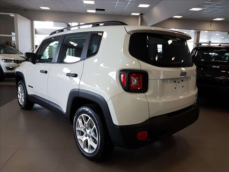 JEEP RENEGADE 1.8 16V Sport 2019/2019 - Thumb 7