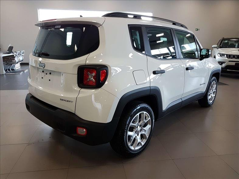 JEEP RENEGADE 1.8 16V Sport 2019/2019 - Thumb 8