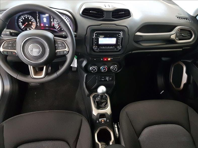 JEEP RENEGADE 1.8 16V Sport 2019/2019 - Thumb 9