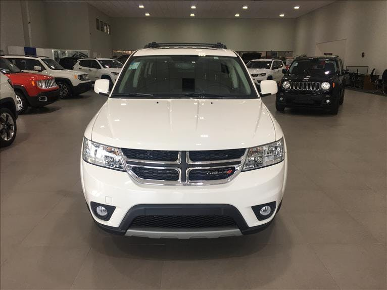 DODGE JOURNEY 3.6 RT AWD V6 2018/2018