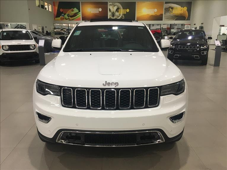 JEEP GRAND CHEROKEE 3.6 Limited 4X4 V6 24V 2018/2018