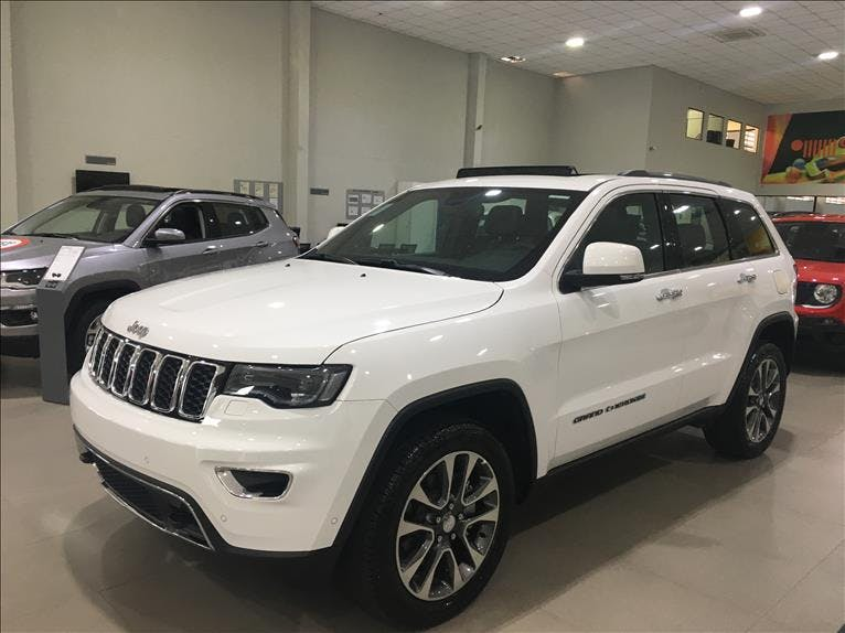 JEEP GRAND CHEROKEE 3.6 Limited 4X4 V6 24V 2018/2018 - Thumb 5