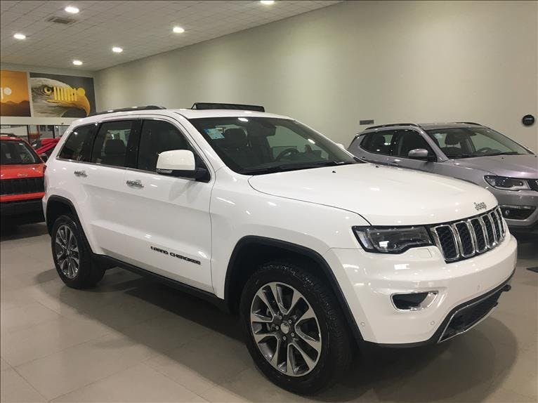 JEEP GRAND CHEROKEE 3.6 Limited 4X4 V6 24V 2018/2018 - Foto 6