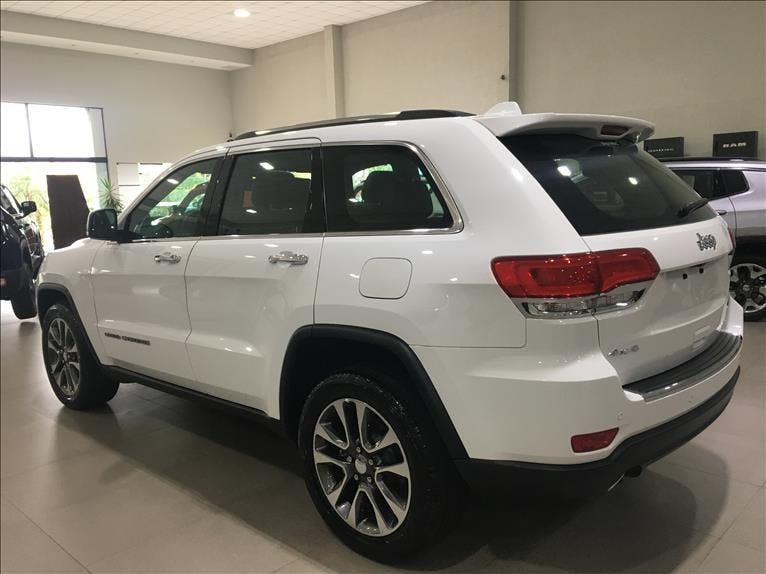 JEEP GRAND CHEROKEE 3.6 Limited 4X4 V6 24V 2018/2018 - Foto 7