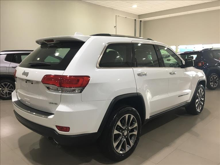 JEEP GRAND CHEROKEE 3.6 Limited 4X4 V6 24V 2018/2018 - Foto 8