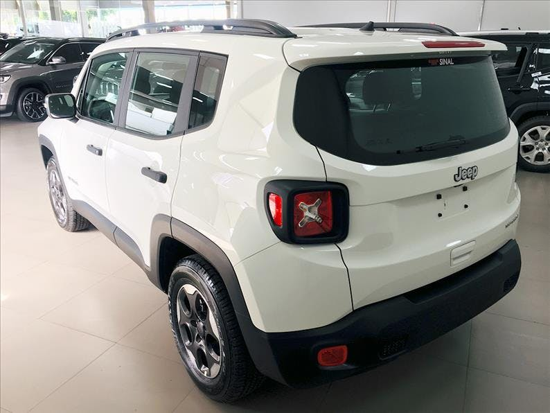 JEEP RENEGADE 1.8 16V Sport 2018/2018 - Thumb 7