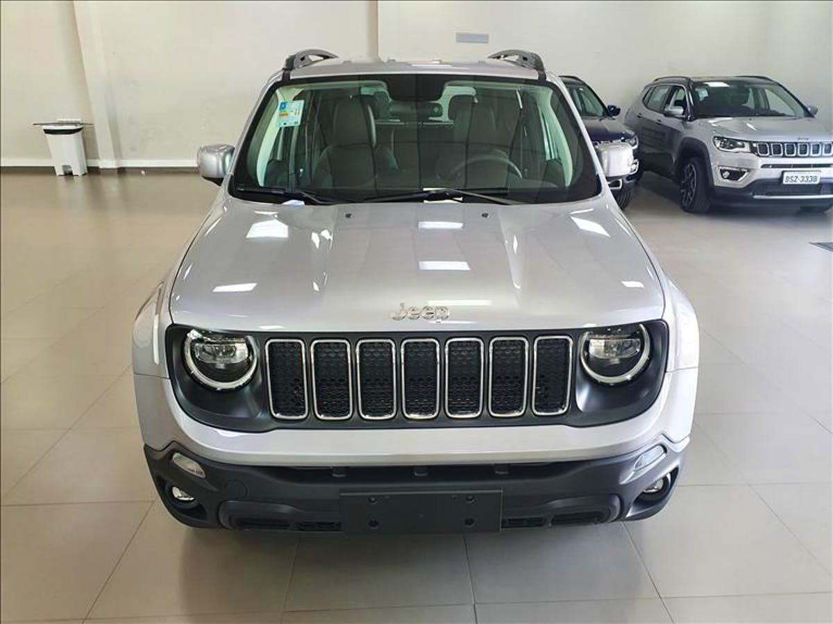JEEP RENEGADE 2.0 16V Turbo Longitude 4X4 2020/2020
