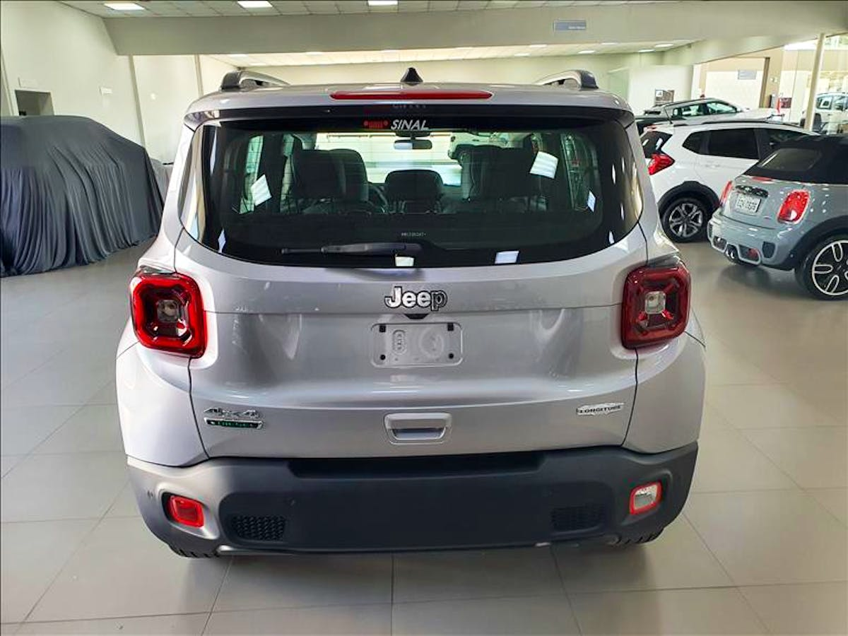 JEEP RENEGADE 2.0 16V Turbo Longitude 4X4 2020/2021 - Foto 2