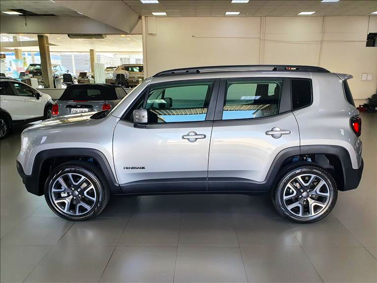 JEEP RENEGADE 2.0 16V Turbo Longitude 4X4 2020/2021 - Foto 3