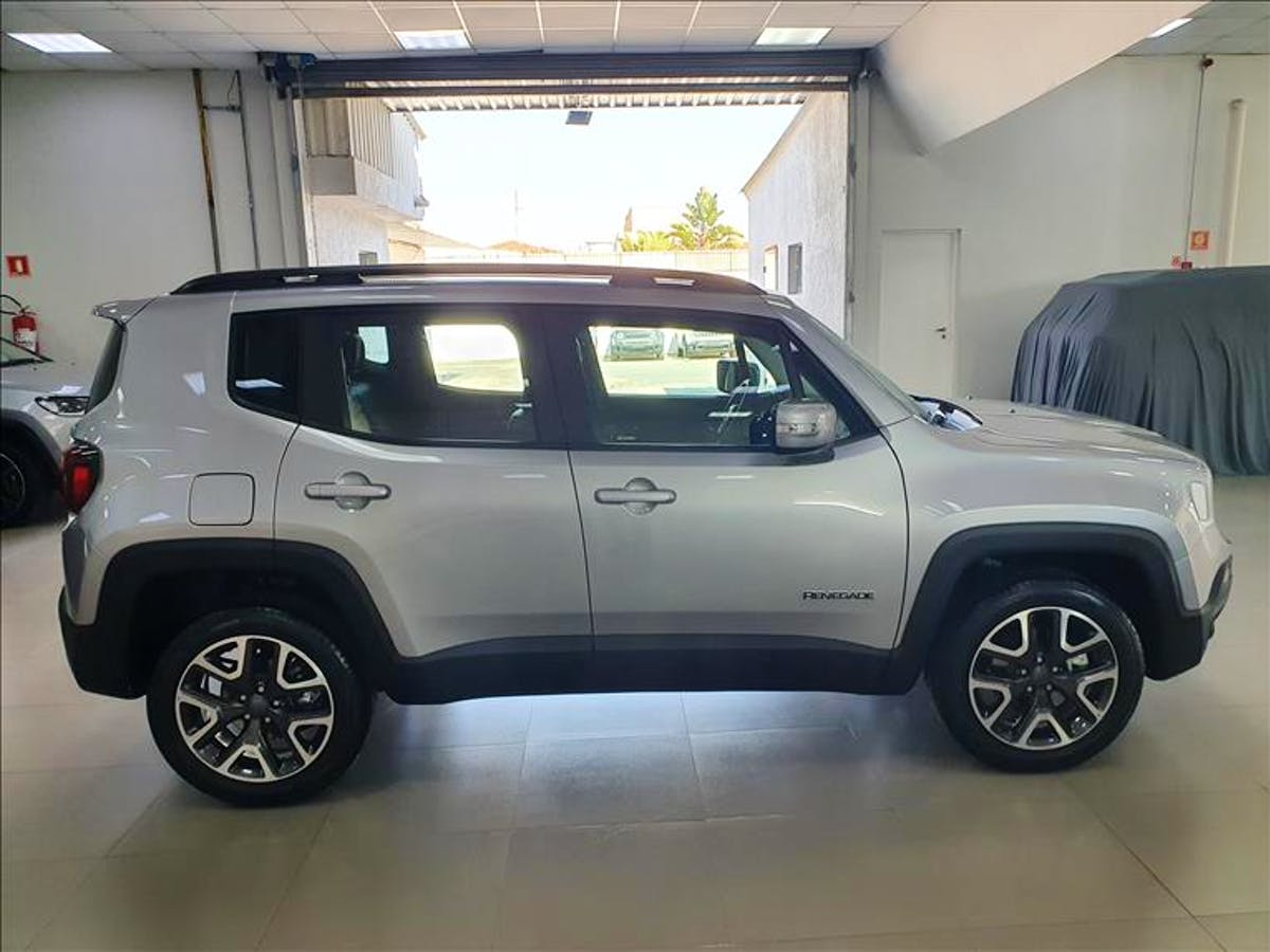 JEEP RENEGADE 2.0 16V Turbo Longitude 4X4 2020/2021 - Foto 4