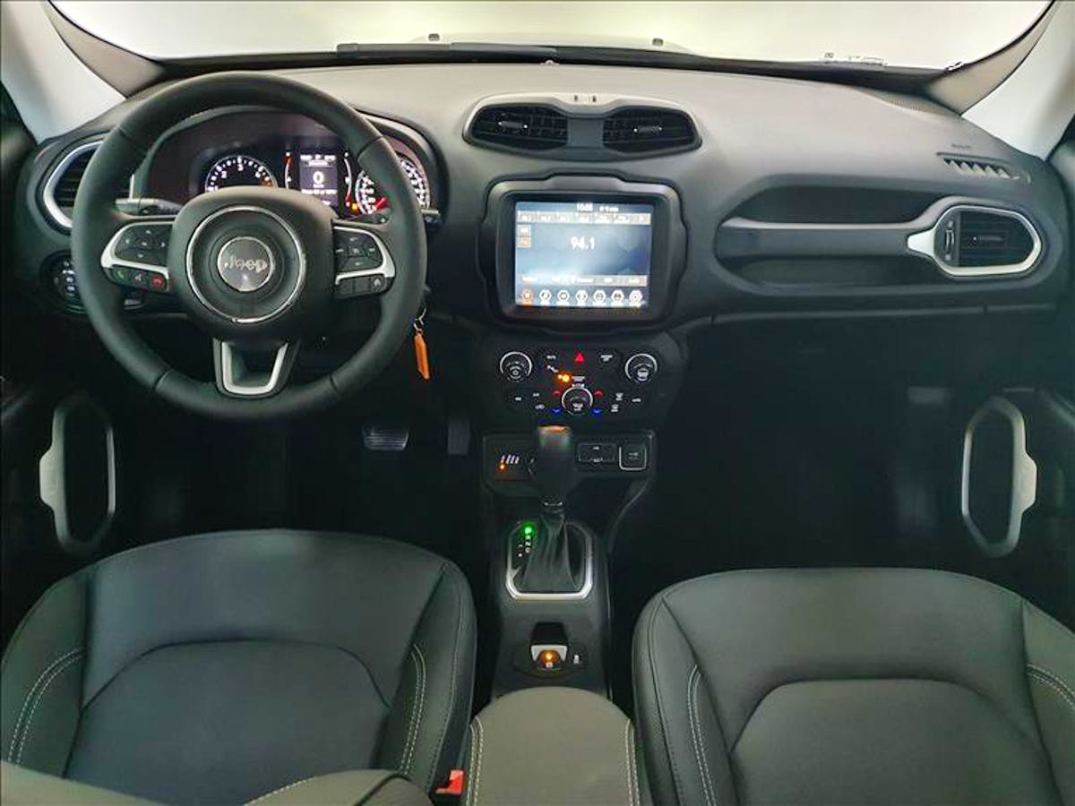 JEEP RENEGADE 2.0 16V Turbo Longitude 4X4 2020/2021 - Foto 5