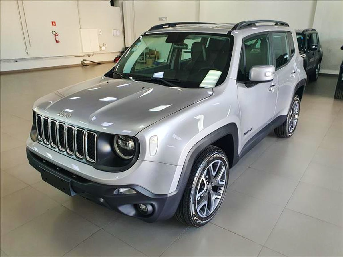 JEEP RENEGADE 2.0 16V Turbo Longitude 4X4 2020/2021 - Foto 8