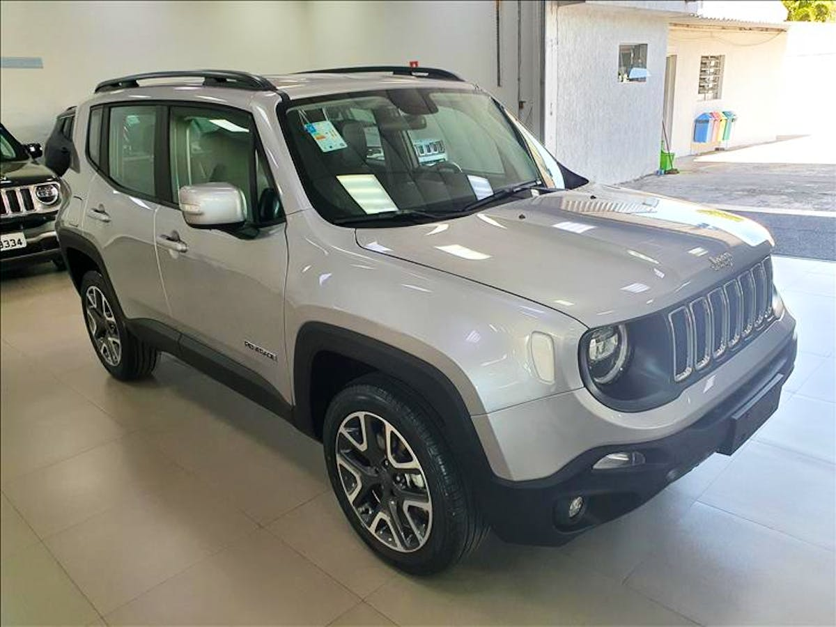 JEEP RENEGADE 2.0 16V Turbo Longitude 4X4 2020/2021 - Foto 9