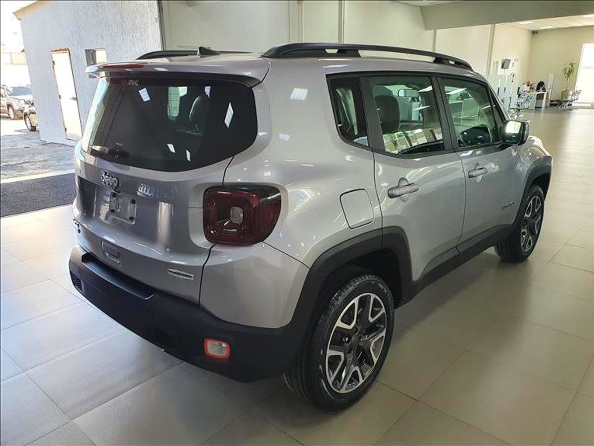 JEEP RENEGADE 2.0 16V Turbo Longitude 4X4 2020/2021 - Foto 11