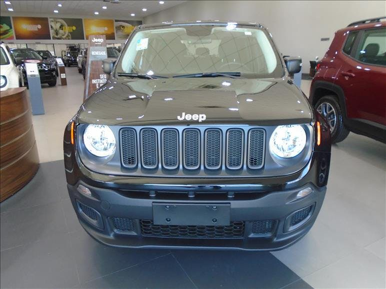 JEEP RENEGADE 1.8 16V Custom 2018/2018 - Thumb 1